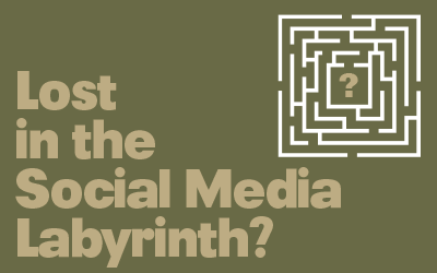 Lost in the Social Media Labyrinth