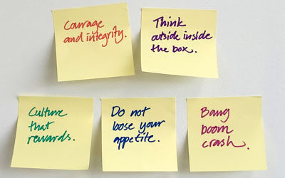 5 tips for a Creative culture